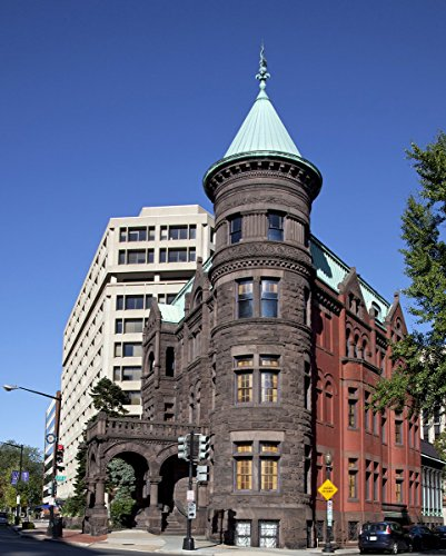Washington, D.C. Photo - The Christian Heurich House Museum- Highsmith by historic pictoric
