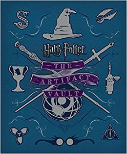 Image result for harry potter the artifact vault book