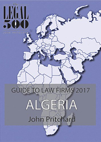 Algeria - Guide to Law Firms 2017 (The Legal 500 EMEA 2017)