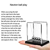 Toys for Desk, Newtons Cradle Magnetic Balls for