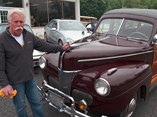 American All (1941 Packard Wagon)