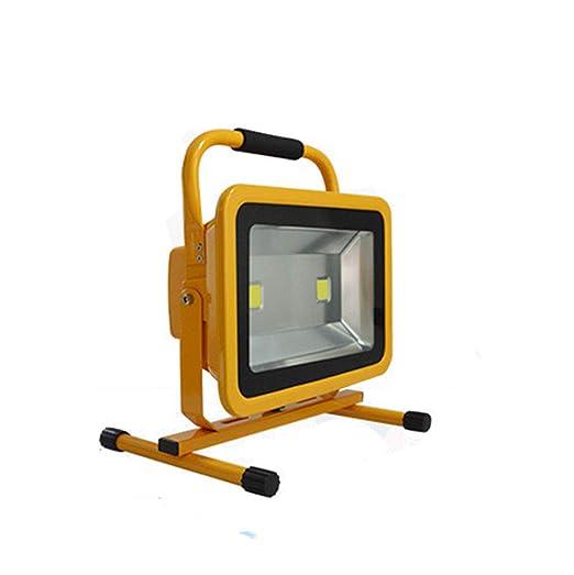 CAVEMAN Foco LED Proyector, Lámpara Camping 10-100W Lámpara ...