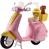 Barbie Mo-ped with Puppy