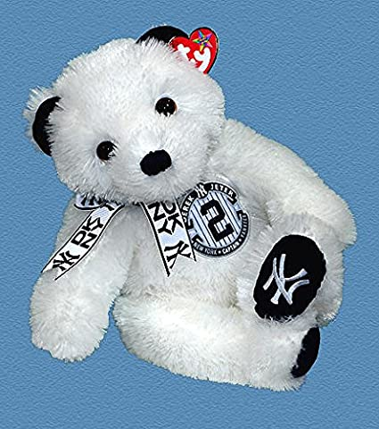 44d584a3a7c Amazon.com  Derek Jeter the Captain New York Yankee Ty Beanie Buddie  Toys    Games