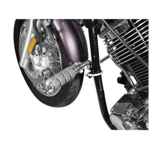 Highway Mc Enterprises Bars (267 Deluxe Hi-Way Bar with Holy Peg for Yamaha V Star 1100 Classic 99-05)