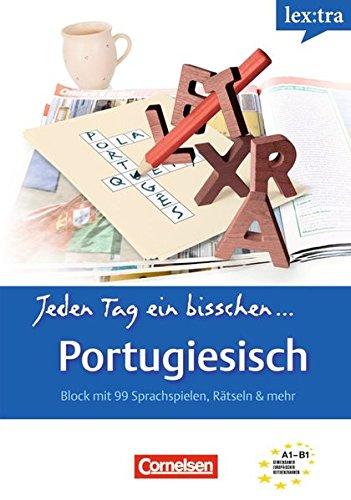 lextra-portugiesisch-jeden-tag-ein-bisschen-portugiesisch-a1-b1-selbstlernbuch-europischer-referenzrahmen