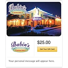 Babin's Seafood House - E-mail Delivery