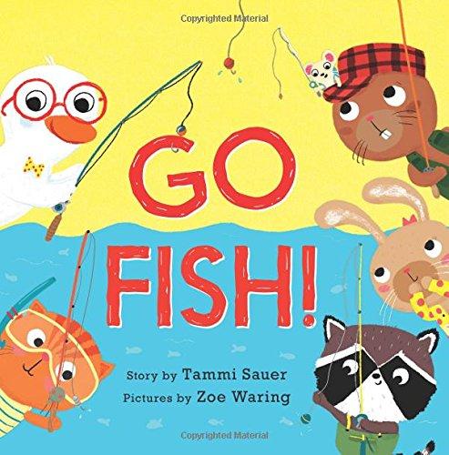 Books : Go Fish!