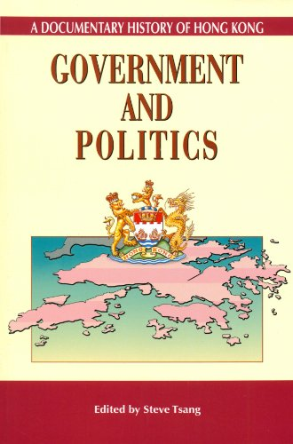 Government and politics a documentary history of hong kong government and politics a documentary history of hong kong by tsang steve fandeluxe Images