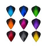 PerfectDarts 10 x Sets Harrows Sonic Mixed Colour