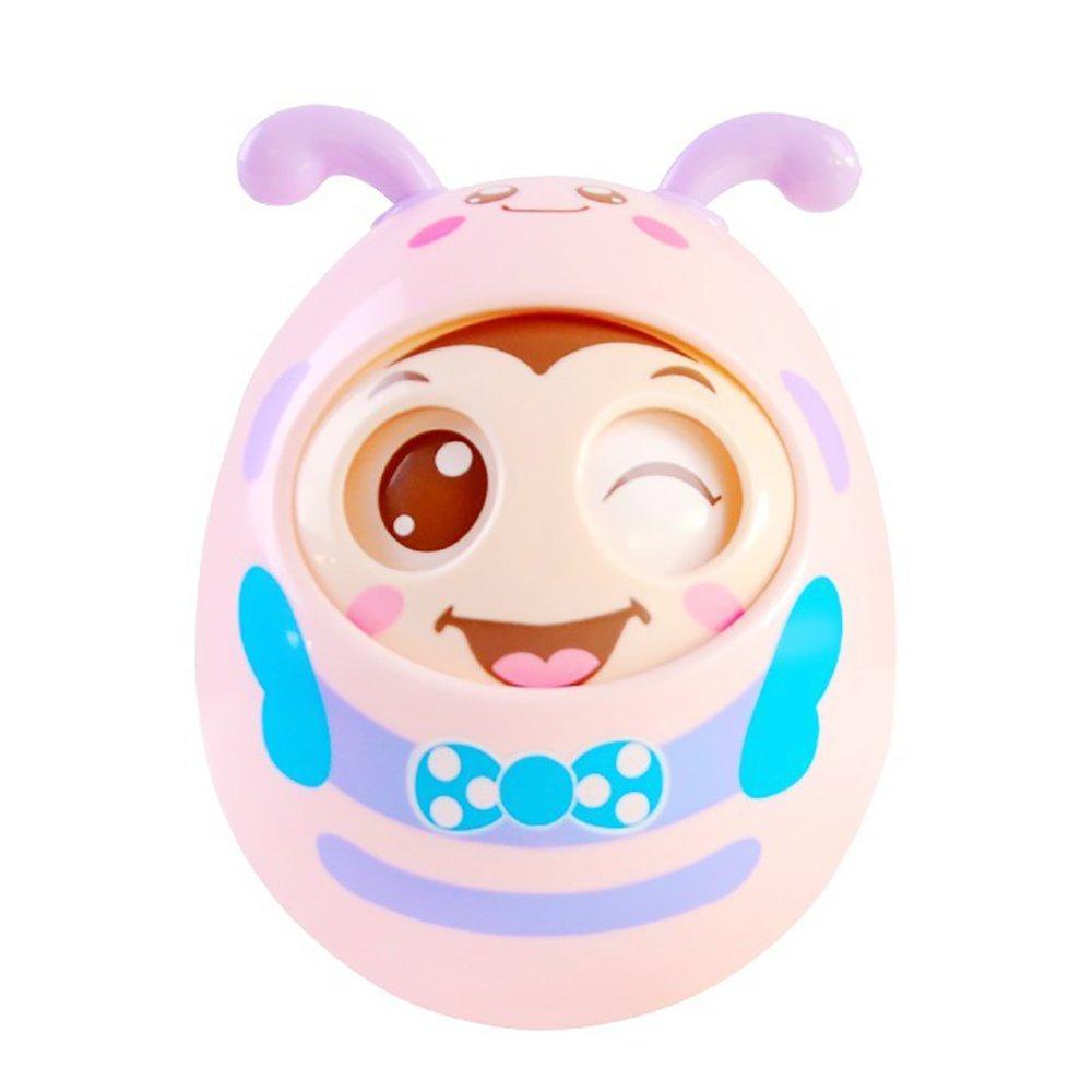 【2018?新作】 Beautyer 歯 かわいいタンブラー 幼児 新生児 Beautyer 赤ちゃん ロールポリ (ピンク) 歯 教育玩具 (ピンク) B07H18H3R1, GPTヘルシーライフ:4119bebb --- martinemoeykens.com