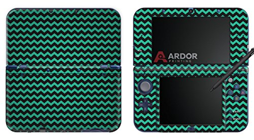 minty-lightning-chevron-nintendo-3ds-xl-skin-decal