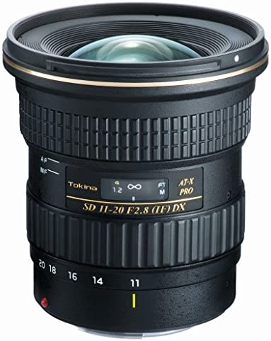 Tokina AT-X 11-20mm PRO DX F2.8: Amazon.es: Electrónica