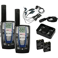 Cobra CXR875 30-Mile GMRS/FRS 2-Way Radios
