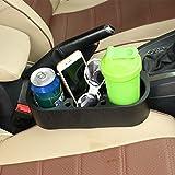 ZATOOTO Car Seat Wedge Cup Holder Bottle Drinks Holder Storage Organizer Portable Glove Box