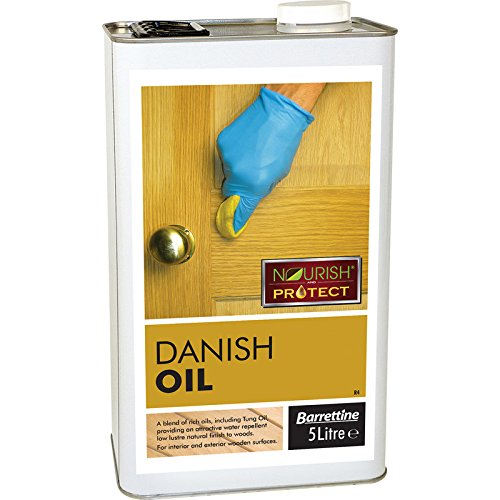 Danish Oil 5L Brand: barrettine