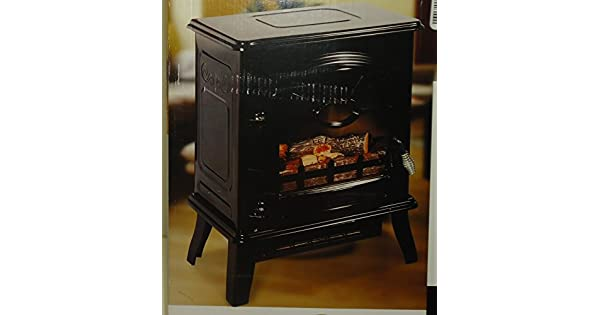 Amazon.com: Estufa de Decor calentador de llama Chimenea ...