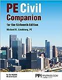 PPI PE Civil Companion for the Sixteenth Edition
