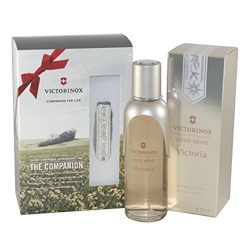 Swiss Army Victoria 2 Piece Gift Set for - Gardens Ca Victoria