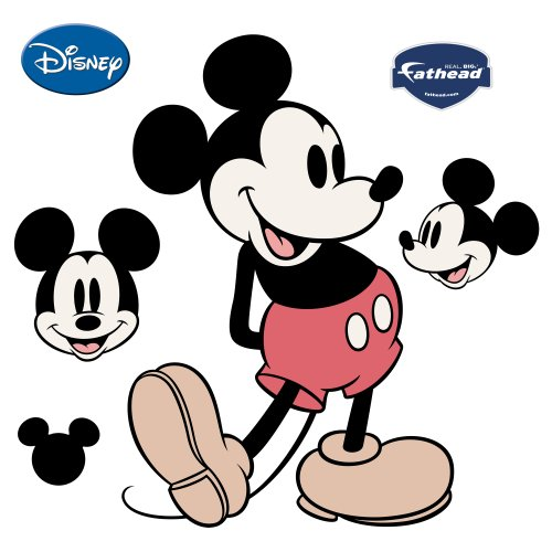 Disney Mickey Mouse Wall Graphic