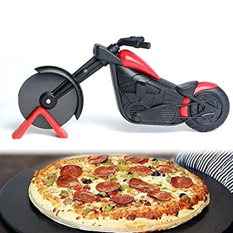 nexxa Pizza Chopper moto cortador de Pizza, multiusos, Super ...