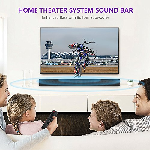 Buy rca home theatre sound bar 37