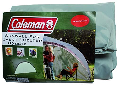 Zijwand voor Coleman Event Shelter XL en Event Shelter Pro XL 4,5 x 4,5 m, paviljoen zijpaneel met deur en venster…
