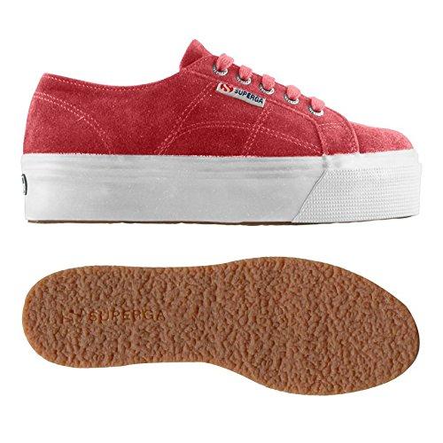 Superga 2790-suew - Zapatillas de deporte Mujer Tea Rose