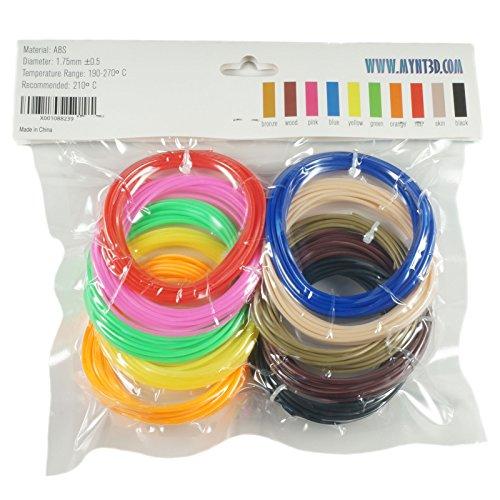 MYNT3D-ABS-3D-Pen-Filament-Refill-Pack-10-color-3m-each