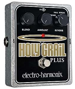 Electro-Harmonix Holy Grail Plus Reverb Pedal