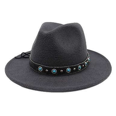 XYAL-Hats Xingyue Aile Sombrero de copa y gorras de vaquero, Moda ...