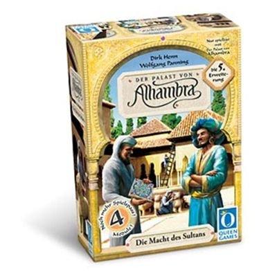 Queen Games 6034 Der Palast Von Alhambra - Juego de Estrategia ...