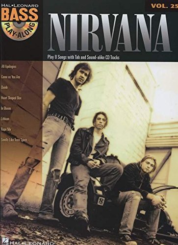 Nirvana: Bass Play-Along Volume 25