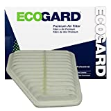 toyota corolla 2009 engine - ECOGARD XA5650 Premium Engine Air Filter Fits Toyota RAV4, Avalon / Lexus ES350 / Toyota Corolla, Camry / Scion xB / Toyota Venza / Scion tC / Pontiac Vibe / Toyota Matrix