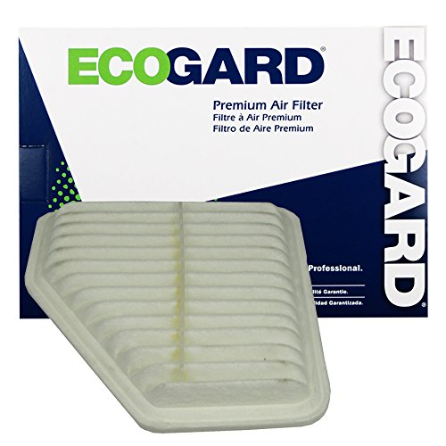 2015 Toyota Corolla Engine - ECOGARD XA5650 Premium Engine Air Filter Fits Toyota RAV4, Avalon / Lexus ES350 / Toyota Corolla, Camry / Scion xB / Toyota Venza / Scion tC / Pontiac Vibe / Toyota Matrix