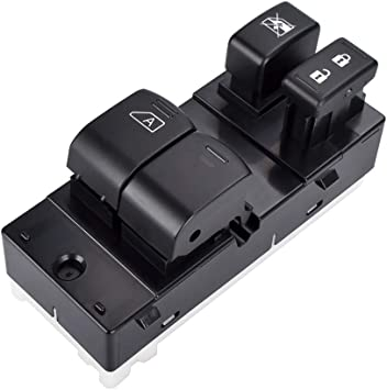 Eynpire 9202 Power Master Control Window Switch For 06-15 Nissan Xterra//06-15 Nissan Frontier Crew Cab