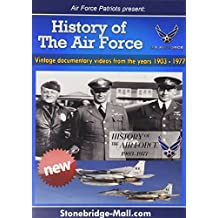 """1 Day Special Sale! Air Force History - ORIGINAL USAF Historical Footage Just Released! 100% Satisfaction Guaranteed! Official Archived Footage Now """"De-Classifed"""" & Finally Made Available to Civilians - Includes In-Depth Video Covering ALL Periods of the United States Air Force History Including Aviation Service, Flying Force, & Flying Corp - Perfect Gift for Your Favorite Veteran, Pilot, Military Enthusiast, Academy Graduate, Enlisted Man & Woman, Airman, Sergeant, Private, Specialist, or Flyboy! Shop with Confidence! Ships Today!"""