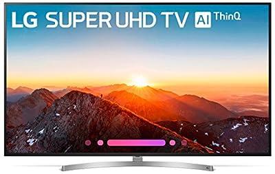 LG 75SK8070PUA 75-Inch 4K Ultra HD Smart LED TV (2018 Model)