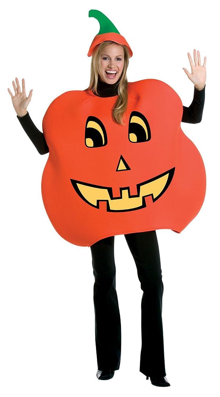 sc 1 st  Amazon.com & Amazon.com: Rasta Imposta Pumpkin Adult Costume: Clothing