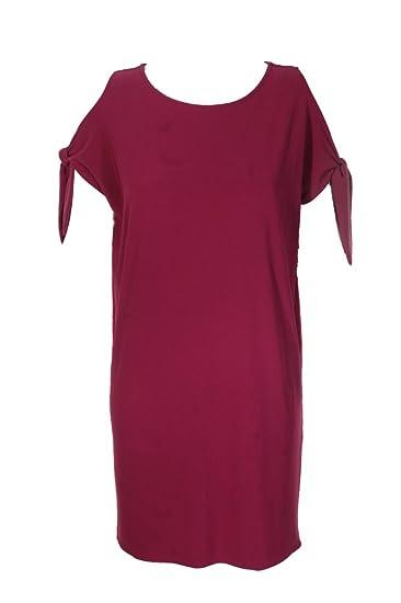 Bar Iii Womens Tie Sleeves Mini Cocktail Dress At Amazon Women S