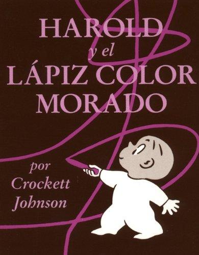 Harold y el lapiz color morado by Turtleback Books