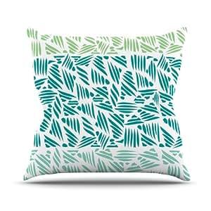 Kess internos de Pom Graphic Design diseño bambú interior/al aire libre manta almohada