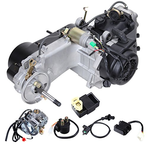 Sange 4 Stroke GY6 150CC Scooter ATV Go Kart Moped Motor Complete Engine Set Short Case
