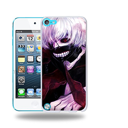 Case88 Designs Tokyo Ghoul Yoshimura Kaneki Ken Protective Snap-on Hard Back Case Cover for Apple iPod Touch 5