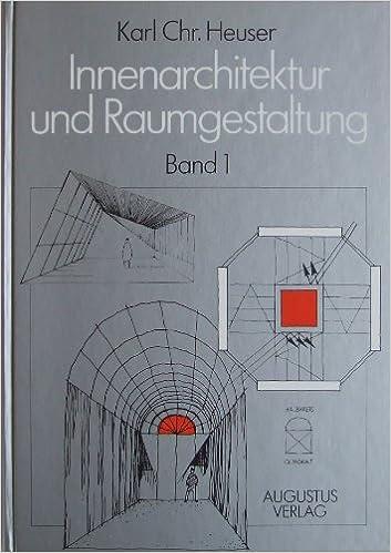 Innenarchitektur Bücher innenarchitektur und raumgestaltung i grundlagen gestaltungsregeln