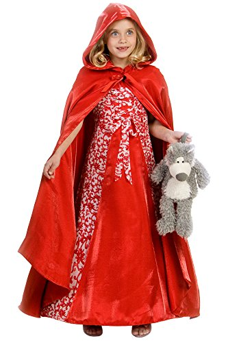 Princess Paradise Red Riding Hood Costume