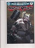 Harley Quinn #1 Rebirth 2016 DC Dell Otto Variant Comic Book. Suicide Squad!