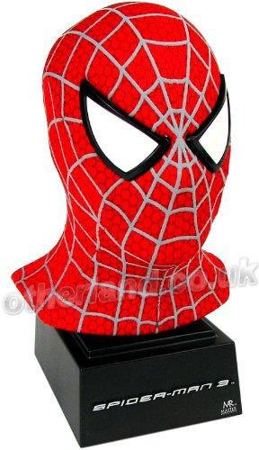 Spider-Man 3 Scaled Red Mask Replica  sc 1 st  Amazon.com & Amazon.com: Spider-Man 3 Scaled Red Mask Replica: Toys u0026 Games