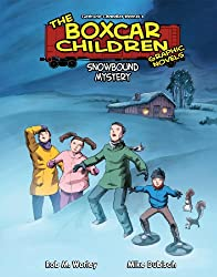 Book 7: Snowbound Mystery: Snowbound Mystery (The Boxcar Children Graphic Novels Set 2)