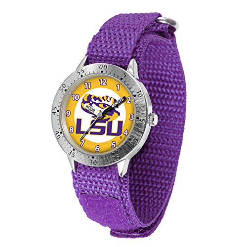 Tigers Watch State Steel Sport (LSU Tigers Youth Watch)
